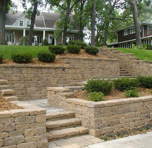 Concrete Retaining Wall Systems