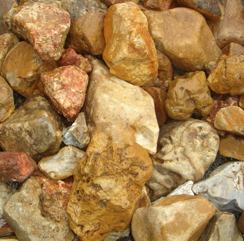Oversized Meramec Gravel